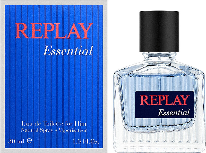 Replay Essential For Him - EDT 30 ml