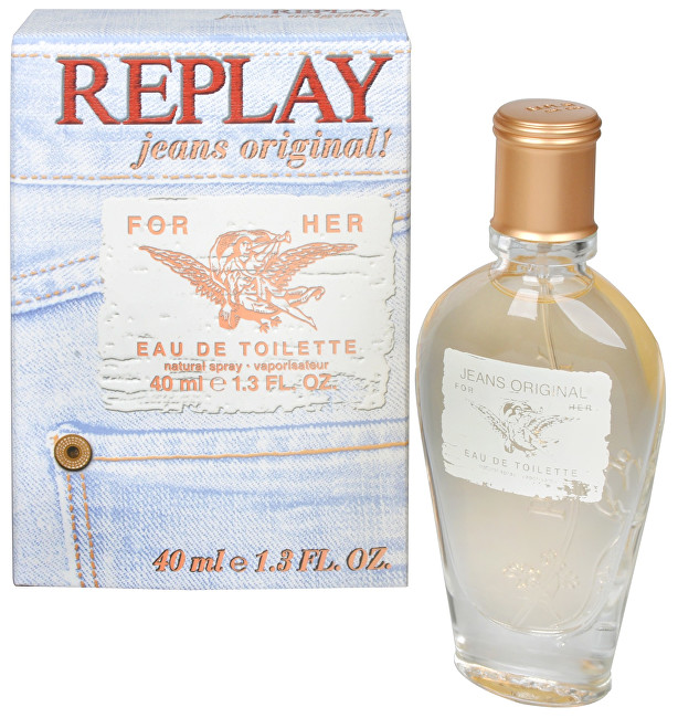 Replay Replay Jeans Original For Her - EDT 20 ml