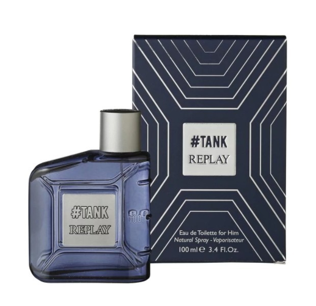Replay Tank For Him - EDT 100 ml