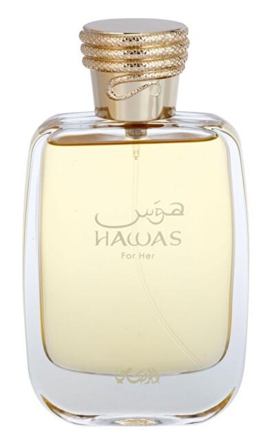 Rasasi Hawas For Her - EDP 100 ml