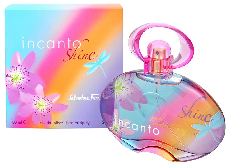 Salvatore Ferragamo Incanto Shine - EDT 30 ml