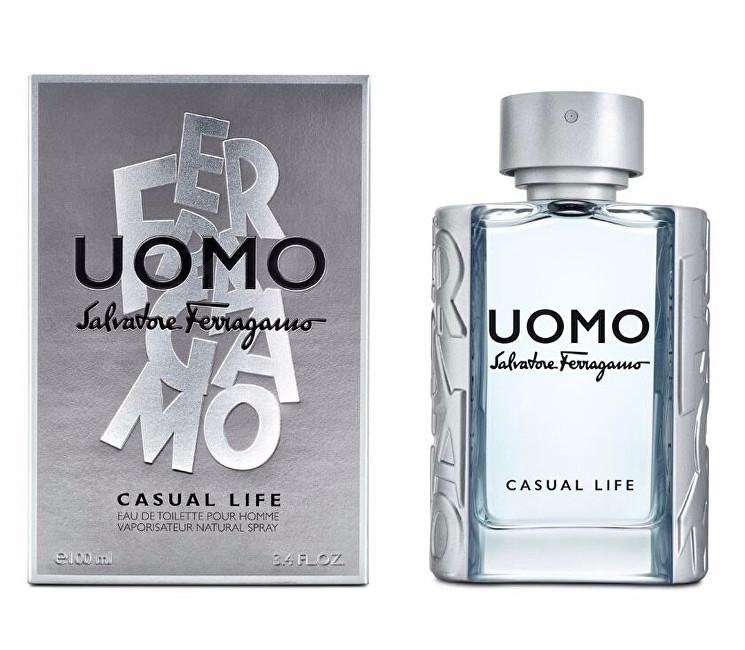 Salvatore Ferragamo Uomo Casual Life - EDT 100 ml