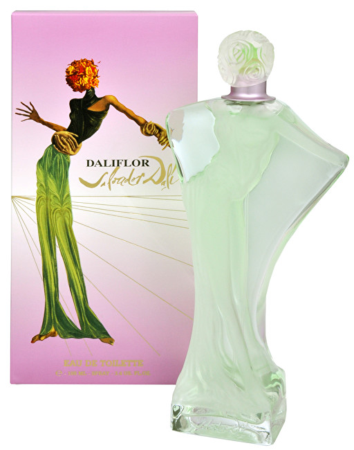 Salvador Dalí Daliflor - EDT 50 ml