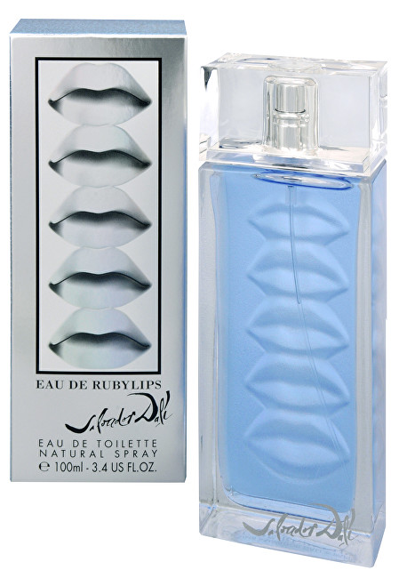 Salvador Dalí Eau De Rubylips - EDT 30 ml