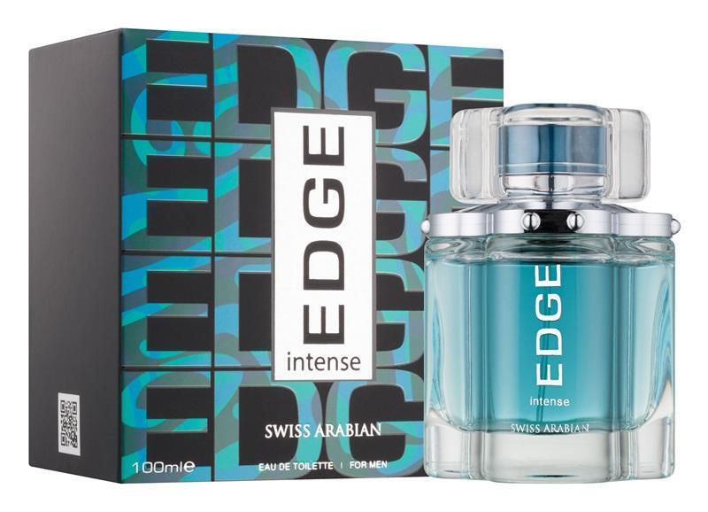 Swiss Arabian Edge Intense Pour Homme - EDP 100 ml