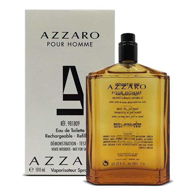 Azzaro Pour Homme - EDT TESTER (plnitelný) 100 ml
