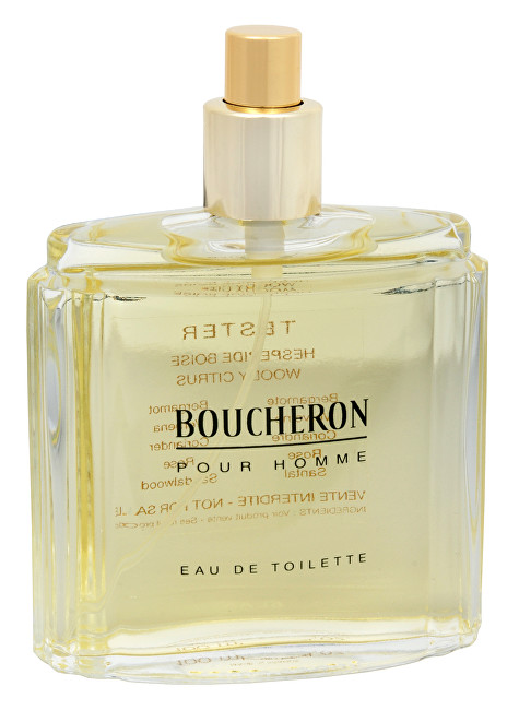 Boucheron Boucheron Pour Homme - EDT TESTER 100 ml