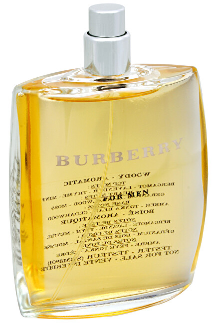 Burberry Burberry For Men - EDT TESTER 100 ml