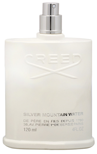 Creed Silver Mountain Water - EDP TESTER 120 ml