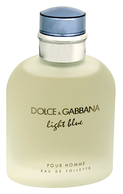 Dolce & Gabbana Light Blue Pour Homme - EDT TESTER 125 ml