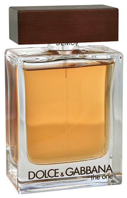 Dolce & Gabbana The One For Men - toaletní voda s rozprašovačem - TESTER 100 ml