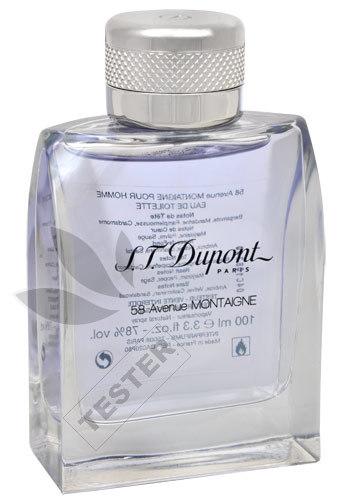 S.T. Dupont 58 Avenue Montaigne toaletná voda pánska 100 ml