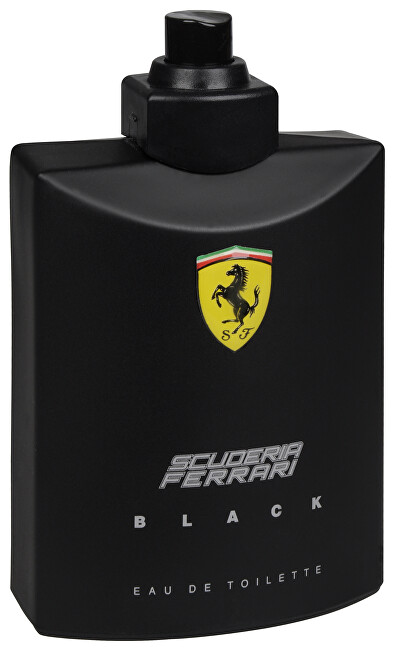 Ferrari Scuderia Black - EDT TESTER 125 ml