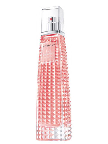 Givenchy Live Irresistible Parfumovaná voda dámska 75 ml Tester