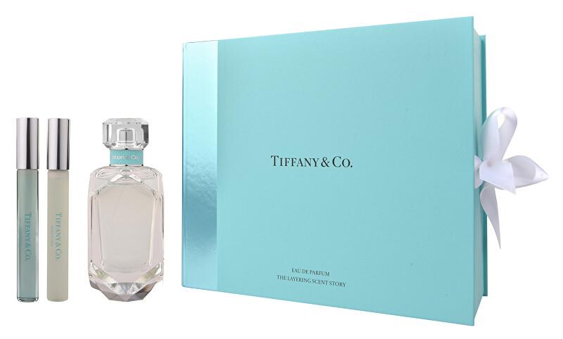 Tiffany & Co. Tiffany & Co. - EDP 75 ml + Fresh Floral EDP 10 ml + Dark Cedar EDP 10 ml