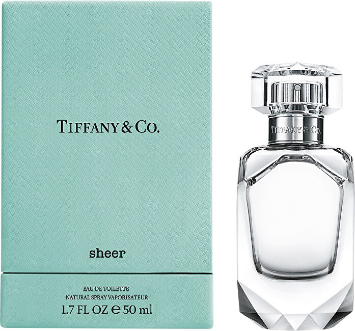 Tiffany & Co. Sheer toaletná voda dámska 30 ml