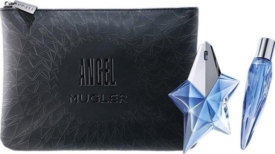 Thierry Mugler Angel - EDP 25 ml (plnitelná) + EDP 10 ml + kosmetická taštička