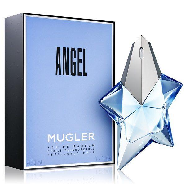 Thierry Mugler Angel plnitelný parfémovaná voda dámská 100 ml
