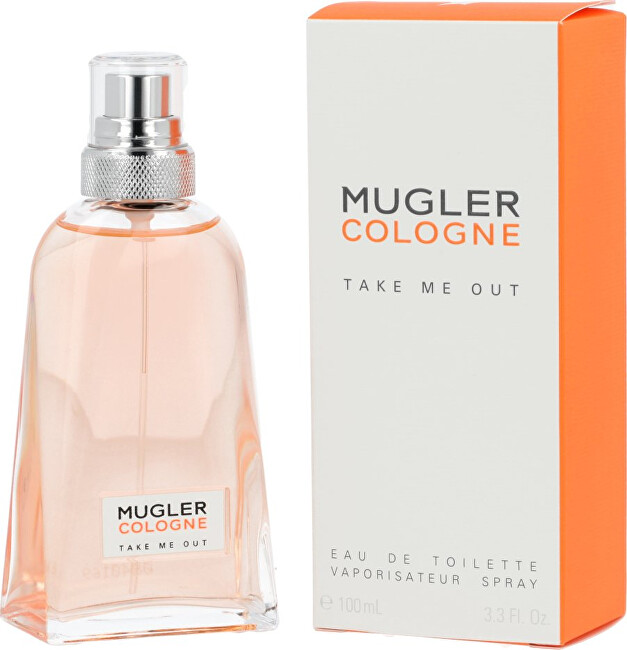 Thierry Mugler Cologne Take Me Out - EDT 100 ml