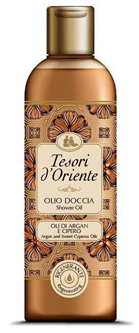 Tesori d´Oriente Sprchový Arganový a cyperový olej 250 ml