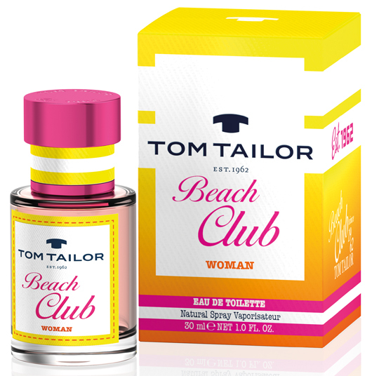 Tom Tailor Beach Club Woman - EDT 30 ml