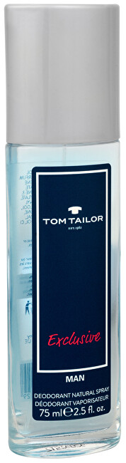 Tom Tailor Exclusive Man - deodorant s rozprašovačem 75 ml