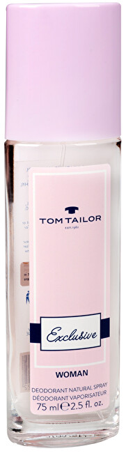 Tom Tailor Exclusive Woman - deodorant s rozprašovačem 75 ml