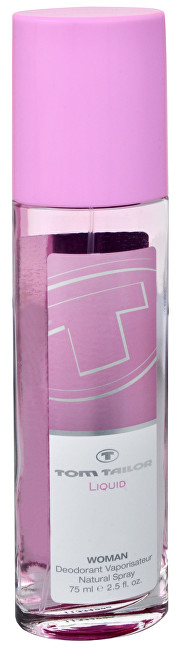 Tom Tailor Liquid Woman - deodorant ve spreji 75 ml