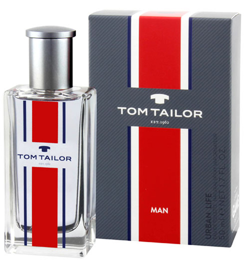 Tom Tailor Urban Life Man - EDT 50 ml