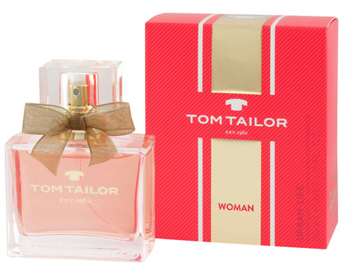 Tom Tailor Urban Life Woman - EDT 50 ml