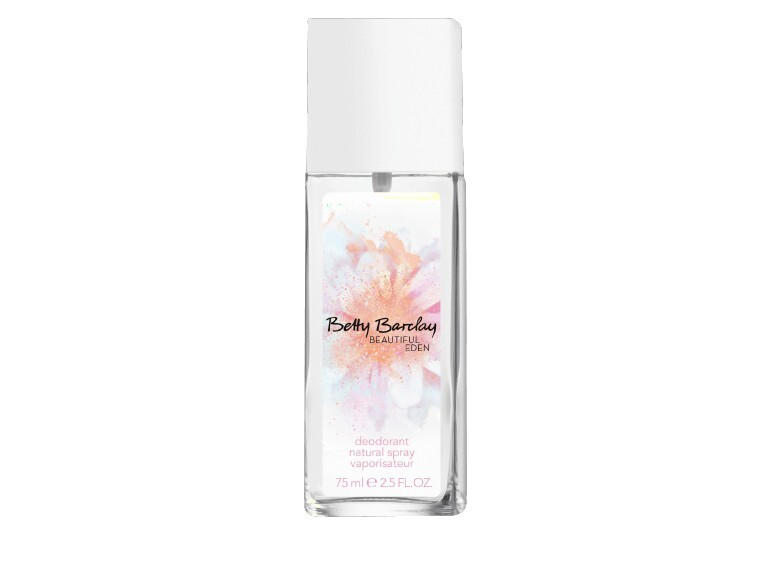 Betty Barclay Beautiful Eden - deodorant s rozprašovačem 75 ml
