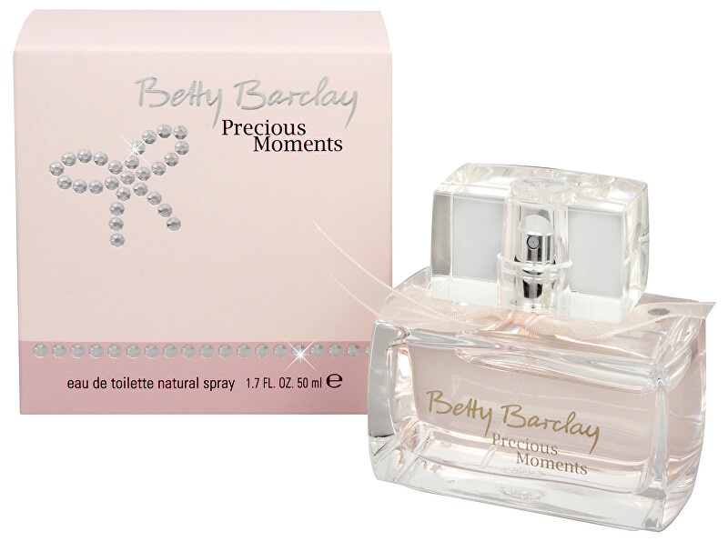 Betty Barclay Precious Moments - EDT 50 ml