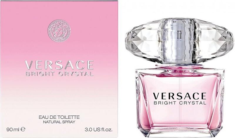 Versace Bright Crystal toaletná voda dámska 30 ml