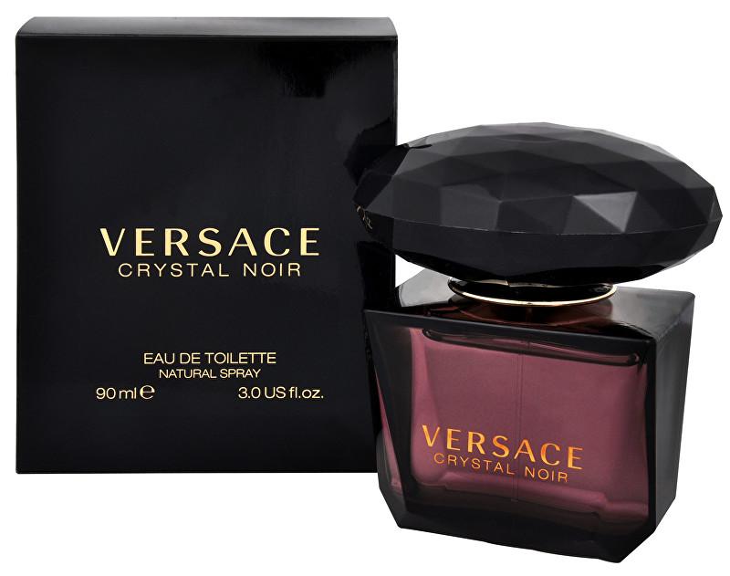 Versace Crystal Noir - EDT 1 ml - odstřik