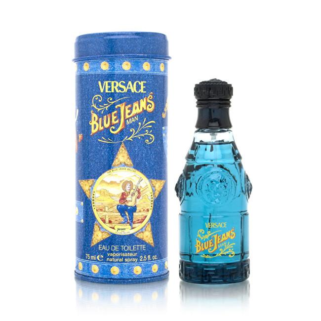 Versace Blue Jeans toaletná voda pánska 75 ml