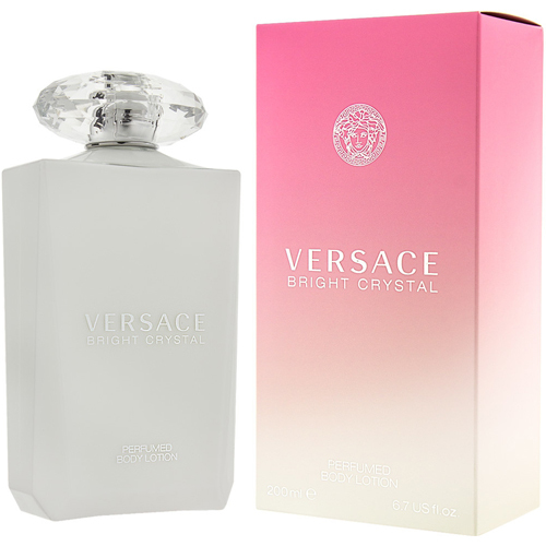 Versace Bright Crystal - telové mlieko 200 ml