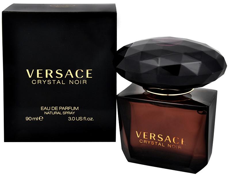 Versace Crystal Noir parfumovaná voda dámska 90 ml