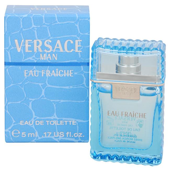Versace Man Eau Fraiche toaletná voda pánska 5 ml miniatúra