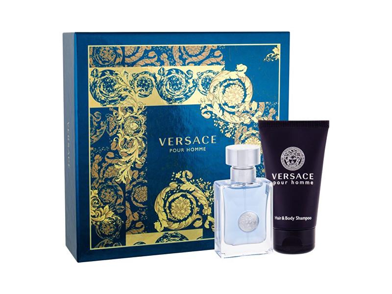 Versace Pour Homme - EDT 30 ml + sprchový gel 50 ml