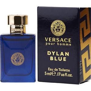 Versace Versace Pour Homme Dylan Blue - miniatura EDT 5 ml