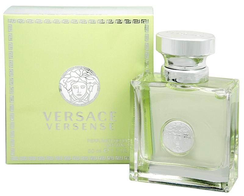 Versace Versense - dezodorant s rozprašovačom 50 ml