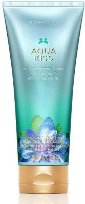 Victoria´s Secret Aqua Kiss - tělový krém 250 ml
