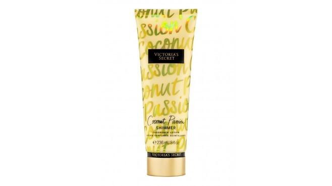 Victoria´s Secret Coconut Passion Shimmer - tělové mléko se třpytkami 236 ml