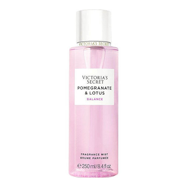 Victoria´s Secret Pomegranate & Lotus - tělový závoj 250 ml