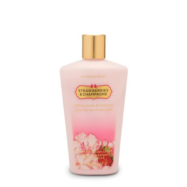 Victoria´s Secret Strawberries Champagne - tělové mléko 250 ml