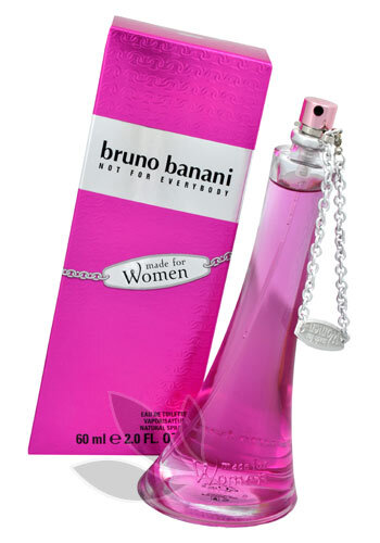 Bruno Banani Made For Women - EDT - SLEVA