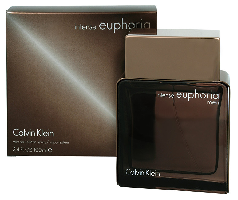 Calvin Klein Euphoria Men Intense - Spray Parfum - DISCOUNT - produs, care lipsesc 1 unboxed ml</manualtranslate-0>