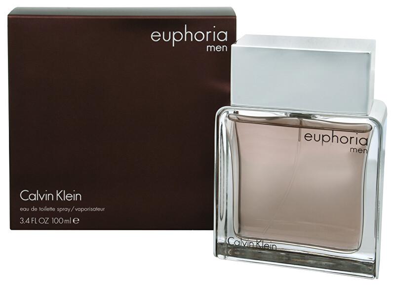 Calvin Klein Euphoria Men - EDT - ZĽAVA - pokrčená krabička 100 ml
