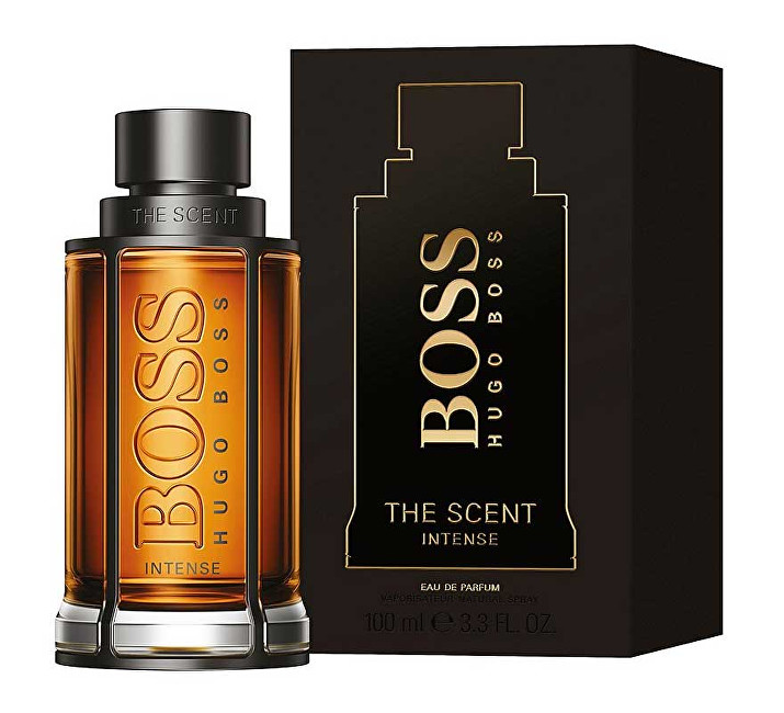 Hugo Boss Boss The Scent For Him Intense - EDP - SLEVA - bez celofánu 100 ml