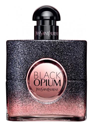 Yves Saint Laurent Black Opium Floral Shock parfumovaná voda dámska 90 ml